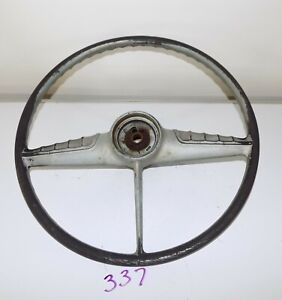 1954 1955 54 55 Chevrolet Pickup Truck Vintage Steering Wheel