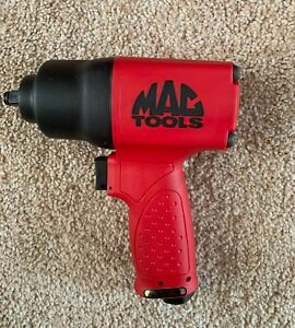 Mac Tools 3 8 Drive Composite Air Impact Wrench New