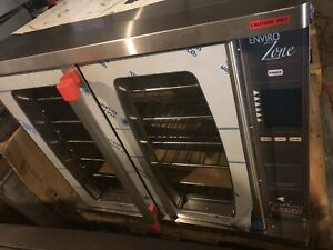 Lang Ecsf ez1 Electric Chefseies 1 Deck Convection Oven