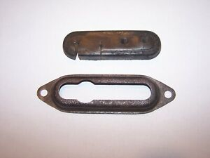 1937 1946 Chevy Gmc Truck Rubber Grommet Cable Bracket 38 39 40 41 46