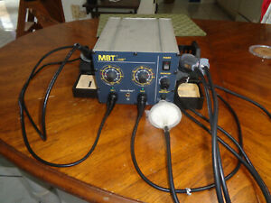 Pace Mbt Pps 80a Pps80a Soldering Desoldering Station Working Perfect