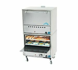 Comstock castle 2po19 Pizza Bake Oven Deck type Gas