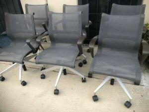 Authentic Herman Miller Setu Multipurpose Chair Design Within Reach