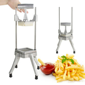 Restaurant Commercial Vegetable Fruit Dicer Onion Tomato Slicer Chopper Dhl