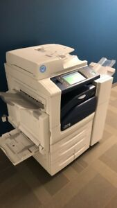 Xerox Workcentre 7830 W Office Finisher 25k Copies