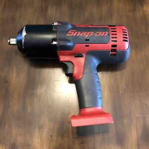 Snap On Ct8850 1 2 18 Volt Monsterlithium Ion Impact Wrench Tool Only