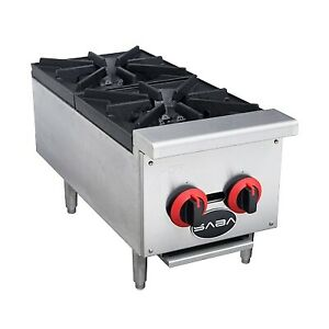 Saba Hp 2 Hotplate Countertop Gas