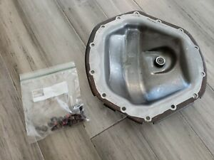 Used Oem Aam 11 5 Rear Axle Housing Differential Cover Dodge Ram 2500 3500