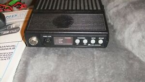 Midland 70 1526b Uhf 450 470 25w Radio Taxi Security