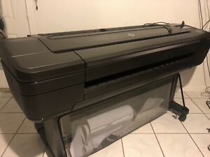 Hp Designjet Z6dr 44in W Trimmers