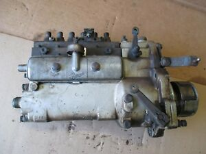 Ford 6000 Tractor Simms Injection Pump Injector Pump