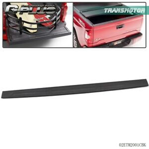 High Quality For 14 18 Toyota Tundra Tailgate Cap Top Moulding Protector Black