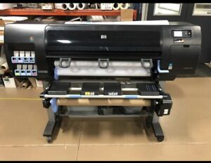 Hp Z6200 42 Printer Plotter Photo Design Poster Canvas