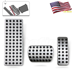 For Mercedes W166 C292 X166 W246 X156 No Drill Foot Rest Gas Brake Pedal