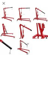 Big Red 2ton Folding Engine Hoist