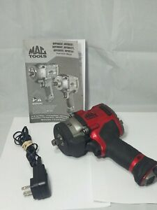 Mac Tools High Performance 1 2 Drive Air Impact Wrench Mpf990501 Light 499