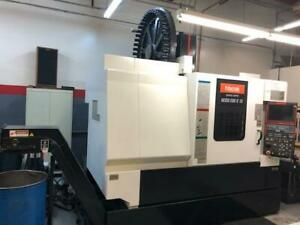 Used Mazak Cnc Vertical Machining Center 5 Axis Mill 12k Rpm Ct40 Tsc Renishaw