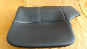 Porsche 997 Rear Seat Cushion Right 99752205201 Leather Upgrade Oem Black