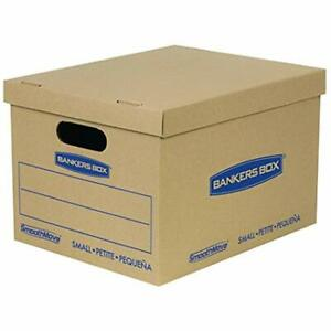 Sale Smoothmove Classic Moving Boxes Tape free Assembly Easy Carry Handles 15