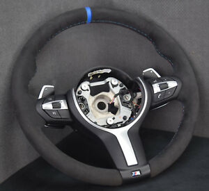 Bmw 1 2 3 4 Series Steering Wheel M sport F30 F31 F32 F34 F35 F20 F21 F22 F23