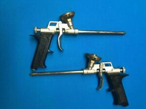 2 Professional Spray Foam Gun Lot
