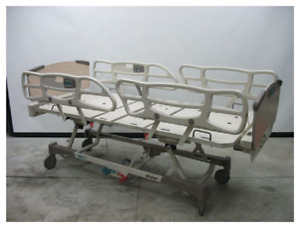 Hospital Bed Stryker Full Electric Long Term Care Fall Management Medical Bed