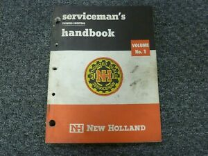 New Holland 66 68 777 80 87 S68 S77 Baler Shop Service Repair Manual