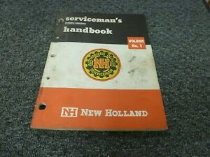 New Holland 200 220 221 300 330 331 335 336 Spreader Shop Service Repair Manual