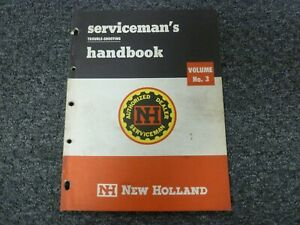 New Holland 65 268 270 271 280 Baler 49 50 Bale Thrower Service Repair Manual
