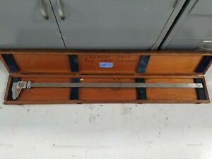 Brown And Sharpe 4ft Vernier Calipers