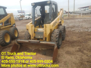2011 Gehl 4240 Skid Steer Loader 1910hrs 46hp 4600lbs 1350lift