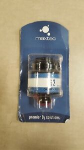 Maxtec Oxygen O2 Sensor Cell Max 2 Draeger Replacement R107p20