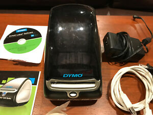 Dymo Labelwriter 450 Duo Thermal Printer With Extra Labels