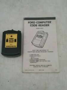 Equus Model 3007 Ford Computer Ecm Code Reader 1981 To 1995 Ford Lincoln