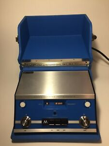 Vintage Maico Ma 19 Hearing Instrument Audiometer With Headphones