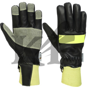 Fire Fighter Gloves Protective Gloves 4 Pairs In One Lot