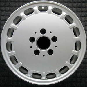 Mercedes benz 300d Painted 15 Inch Oem Wheel 1986 1989 1264003002 1264003502