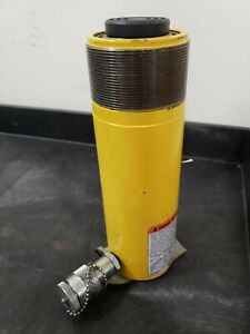 ame Enerpac Rc 256 Hydraulic Cylinder 25 Ton 6 Stroke Duo Series