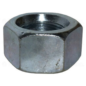 Woods 1 14 Hex Nut Part 3626 For Wheel Hub On Ditch Batwing Finish Mowers