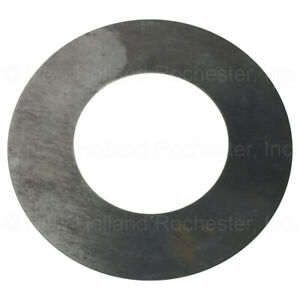 Woods Shim Part 11204 010 For Mower Spindles For Mowers Batwing Ditch Mower