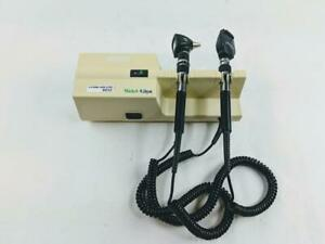 Welch Allyn 767 Series Otoscope Opthalmoscope Wall Transformer