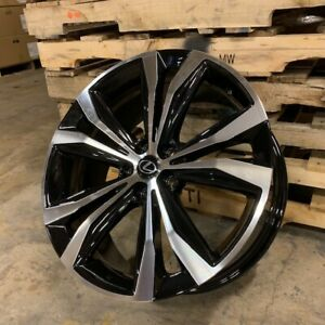 20 2018 Black Premium Style Wheels Rims Fits Toyota Camry Avalon Highlander