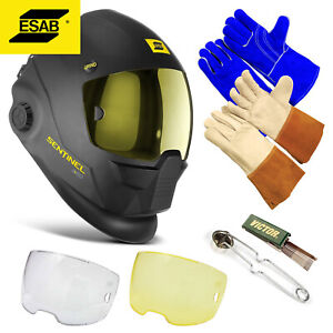 Excess Stock Esab Sentinel A50 Automatic Welding Helmet Part 0700000800