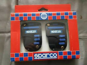 Sparco Tuning Vintage 90 Manual Gear Racing Pedal Rally Ferrari 550 Fiat Lancia
