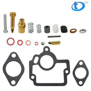 Carburetor Carb Kit For International Farmall H O4 W4 Tractor