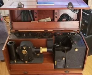 Cambridge Instrument Co Simpli Trol Electrocardiograph Stethograph Very Nice