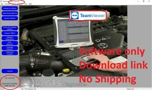 Latest Techstream 08 2019 Obd2 Toyota Lexus Tis Software V14 10 033 Key Activate