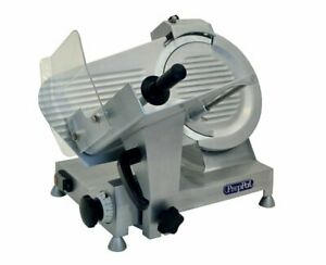 Atosa Usa Ppsl 10 Preppal Manual Feed Compact Meat Slicer With 10 Blade