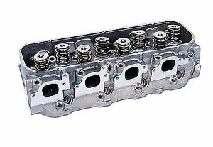 Dart Iron Eagle Big Block Chevy 345 Cylinder Head 1 550 Dual Springs