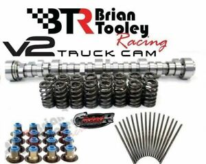 Btr Truck Stage 3 V2 Camshaft Springs Pushrod Package 5 3 6 0 Brian Tooley Kit